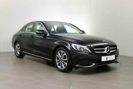 image for 2018 Mercedes-Benz C-CLASS C 220 D Sport Auto Saloon Diesel Automatic