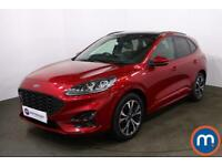 2020 Ford Kuga 1.5 EcoBoost 150 ST-Line X Edition 5dr CrossOver Petrol Manual