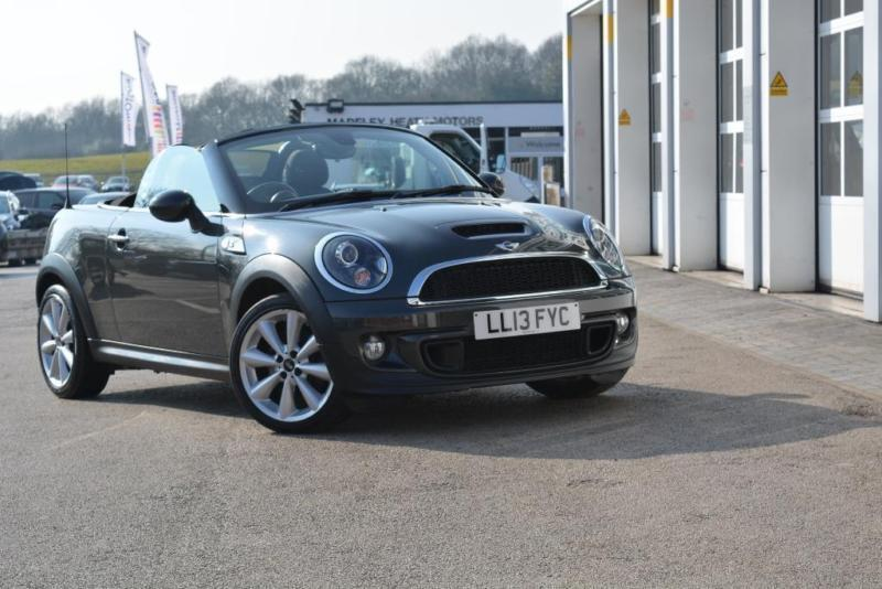 2013 Mini Roadster 16 Cooper S Roadster 2dr In Newcastle Under