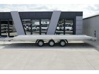 AMS 6m Long Car Transporter Trailer Recovery Truck Body 3500kg