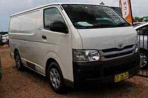 Toyota Hiace 2008/Refrigerated Van/3.0L Turbo Diesel Sydney City Inner Sydney Preview