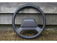 Range Rover Classic Leather Steering Wheel