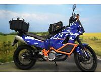 KTM 990 adventure 2013