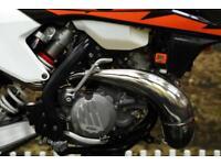 2018 KTM EXC 300 ENDURO BIKE TPI (FUEL INJECTION) ELECTRIC START, NEW GRIPS