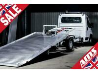 VW CRAFTER ALUMINIUM TILT AND SLIDE RECOVERY TRUCK BODY CAR TRANSPORTER BODY