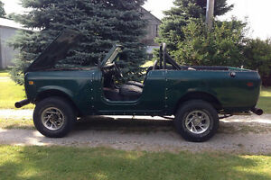 International Harvester (IH) Scout 2 SS II Clone for Sale