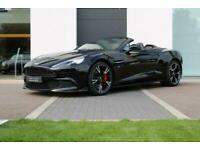 2017 Aston Martin Vanquish V12 (595) S 2dr Volante Touchtronic Rare Convertib Au