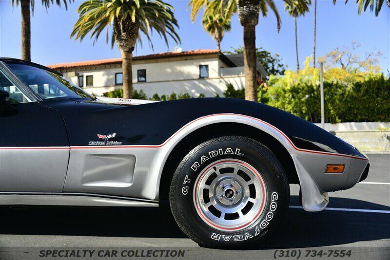 1978 Black Chevrolet Corvette     C3 Corvette Photo 9