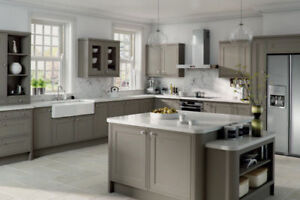 Kitchen Cabinets - Special Package with Granite Countertops