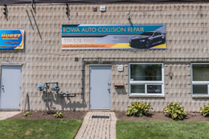 BUSINESS FOR SALE!!  Rowa Auto Collision Repair