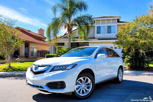 2016 Acura RDX LeaseGuard Protection contre dommages