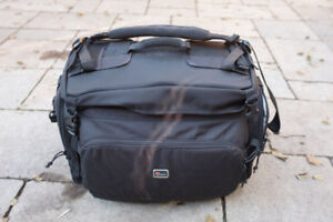 Lowepro Magnum 650AW and Lowepro Messenger 160AW