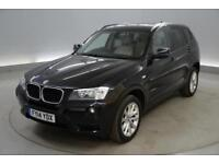 BMW X3 xDrive20d SE 5dr Step Auto