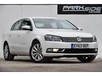 2013 Volkswagen Passat 1.4 TSI BlueMotion Tech Highline DSG 4dr