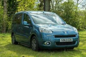 2013 Peugeot Partner Tepee Wheelchair accessible