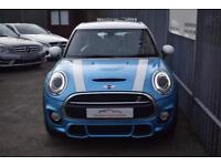 2015 MINI Hatch 5Dr Cooper S 2.0 192 SS EU6 6Spd Petrol blue Manual