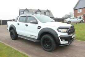 2016 Ford Ranger Pick Up Double Cab Wildtrak 3.2 TDCi 200 Auto,TOP SPEC,NEW MOT,