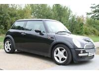Mini 1.6 CVT Cooper AUTO NAVI XENON LEATHER HPI CLEAR FSH IMMACULATE 3DOORS