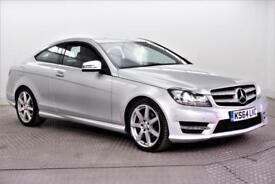 2015 Mercedes-Benz C Class C250 CDI AMG SPORT EDITION PREMIUM Diesel silver Auto