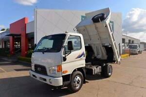 HYUNDAI HD 65 ** TIPPER ** LOW KLMS ** BRAND NEW ** #4902 Archerfield Brisbane South West Preview