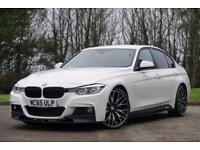 2015 BMW 3 Series 3.0 335d M Sport Auto xDrive 4dr (start/stop)
