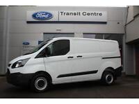 NEW Ford Transit Custom 2.2TDCi 125PS 270 L1H1 Base + Sat Nav, A/C - Onsite