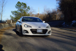 2017 Subaru BRZ Sport Tech mint condition