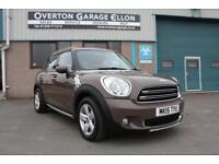 2015 MINI Countryman COOPER 1.6 D ALL4 Countryman Diesel brown Manual