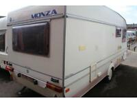 Monza 500CT LTD Edition 1990 6 Berth Caravan £1800