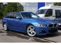 2015 15 BMW 3 SERIES 2.0 320D M SPORT TOURING 5D AUTO 181 BHP DIESEL