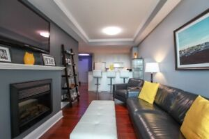 Exec. 1 Bed or 2 Bed with Den & 2 Bath in Downtown Halifax