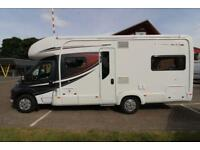 Autotrail Apache 700 Hi-Line 6 Berth Motorhome for sale