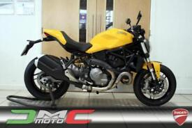 *NEW* Ducati Monster 821 Yellow With R Decal Kit | £109 pcm