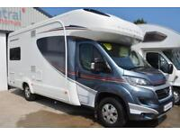 2017 AUTO TRAIL APACHE 634 2 BERTH LOW LINE MOTORHOME FOR SALE