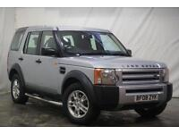 2008 Land Rover Discovery 3 TDV6 Diesel silver Automatic