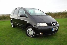2005 Seat Alhambra 1.9 TDI PD Reference 5dr