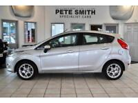 Ford Fiesta 1.4 ZETEC TDCI 5 DOOR HATCHBACK WITH FULL FORD SERVICE HISTORY 2012/