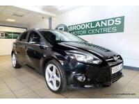Ford Focus Titanium Navigator 1.6 TDCi 115 [6X SERVICES, SAT NAV, 18in ALLOY WHE
