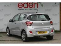 2015 Hyundai i10 1.0 SE 5 door Hatchback