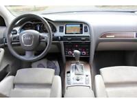LHD LEFT HAND DRIVE Audi A6 Avant 2.7TDI 2009 QUATTRO FACELIFT NAVI XENON LED