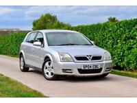 2004 Vauxhall Signum 2.2 DTi 16v Elegance 5dr