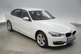 BMW 3 Series 320d Sport 4dr Step Auto [Business Media]