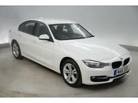BMW 3 Series 320d Sport 4dr Step Auto [Business Media]