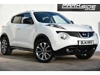 2014 Nissan Juke 1.6 N-TEC 5dr / FINANCE / FSH / HPI CLEAR