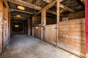 100 Acre Horse farm in Elgin with 1834 stone house West Island Greater Montréal image 5