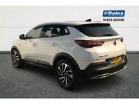 2018 Vauxhall Grandland X 1.2 Turbo Elite Nav 5dr Auto [8 Speed] Hatchback Petro