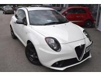 2017 Alfa Romeo Mito 0.9 Speciale (s/s) 3dr Petrol white Manual
