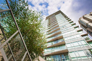 Luxury Furnished Studio - Heart of Downtown - Available Now