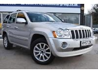 2007 JEEP GRAND CHEROKEE 3.0 OVERLAND GOOD AND BAD CREDIT CAR FINANCE AVAILABLE