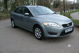 Ford Mondeo 1.6 Edge 5dr (grey) 2008